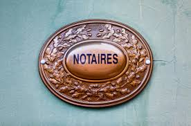 chambre de notaire de les chambres départementales des notaires services commun