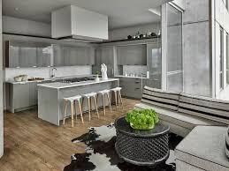 Chrome Kitchen Cabinets Kitchen Mud Room Breakfast Bar Cabinetry Farm Sink Wall Paper