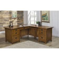L Shape Executive Desk L Shaped Desks Birch