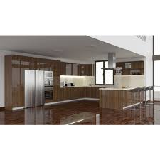 what wood is best for kitchen cabinet doors high gloss smoked oak veneer