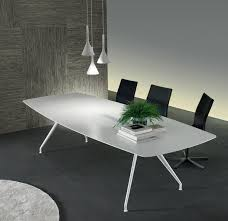 High Top Conference Table Meeting Room Tables With Top In Acrylic High Quality Designer