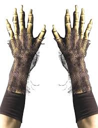 Halloween Monster Hands Amazon Com Zagone Studios G1008 Full Action Survivor Gloves Clothing