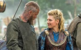 lagertha hair styles katheryn winnick lagertha s hairstyle in vikings strayhair