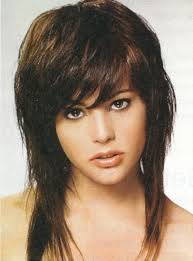 short on top long on bottom hairstyles long length cropped top shag haircut picture design 462x624 pixel