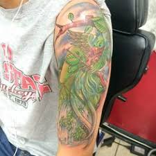 quetzal tattoo bird watercolor tattoo tattoos piercings