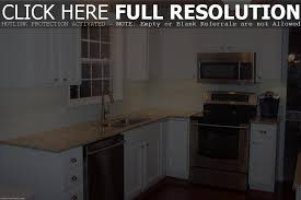 venetian gold granite countertops and tile backsplash home