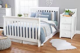Princeton Convertible Crib by Sorelle Princeton Elite Full Size Rails White 228 W Jdee Net