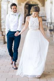 lace top wedding dress simple sleeveless lace top white tulle a line wedding dress