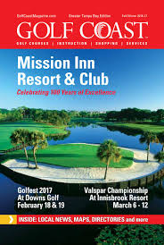 Overhead Door Of Tampa by Golf Coast Magazine Tampa Fall Winter 2016 By Golf Coast