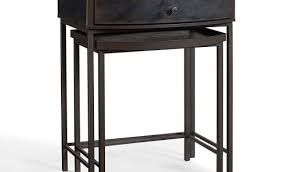 pottery barn nesting tables walkforpat org architecture ideas
