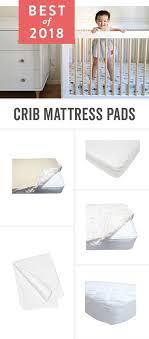 Best Crib Mattress Pad Best Crib Mattress Pads Of 2018