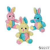 stuffed bunnies for easter easter stuffed animals plush toys trading company