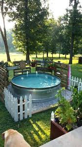 Budget Backyard Top 72 Diy Above Ground Pool Ideas On A Budget Pool Party Ideas