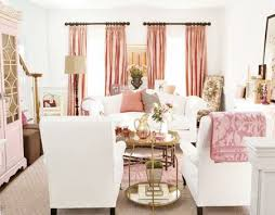 Stunning Pink Living Rooms Pictures Home Design Ideas - Pink living room set