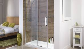 Shower Tub Door by Shower Door Shower Fascinating Shower Door Or Curtain U201a Fearsome