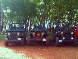 jeep kerala team 4x4 extreme kerala team bhp