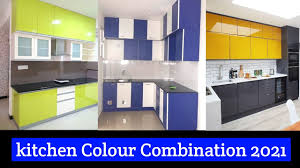 popular color for kitchen cabinets 2021 modular kitchen colour combination 2021 kitchen cabinet color ideas kitchen design ideas
