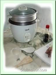 cuisiner avec un rice cooker le cuiseur à riz rice cooker et panier à la vapeur douce