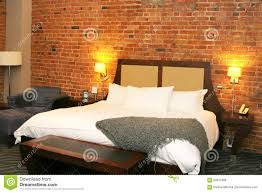 hotel bedroom lighting luxury hotel room stock photo image 69977088
