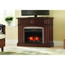 Infrared Electric Fireplaces by Home Decorators Collection Bellevue Park 42 In Mantel Console