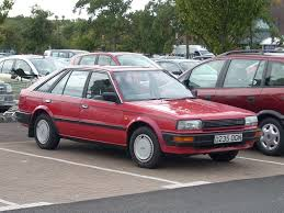 nissan stanza 1983 rusty old rubbish unsung heroes nissan bluebird