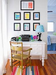 tips to decorate home how to decorate an office better homes gardens