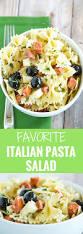 pasta salda favorite italian pasta salad brown eyed baker