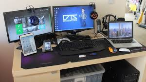 my gaming setup my pc u0026 review products august 2013 youtube