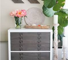 Kallax Filing Cabinet Remodelaholic Ikea