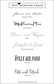wedding invitations font best fonts for wedding invitations best fonts for wedding