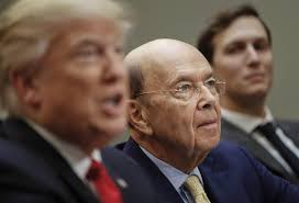 Us Cabinet Secretary Donald Trump U0027s Cabinet Wilbur Ross Confirmed As Secretary Of