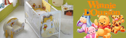 chambre bebe winnie l ourson déco chambre bébé winnie l ourson