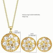 african jewelry necklace set images Btsets african jewelry set gold color costume wedding jewelry sets jpg