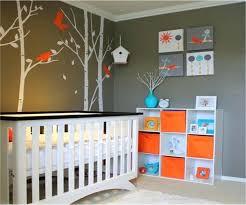 stickers pour chambre bébé garçon heavenly chambre bebe garcon orange id es de d coration chemin e in