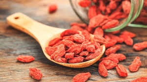 8 healthy facts about the goji berry
