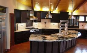 Kitchen Marble Countertops Best Kitchen Cabinet And Countertop Combinations Outofhome