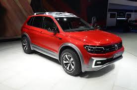 tiguan volkswagen 2016 detroit 2016 volkswagen tiguan gte concept gtspirit