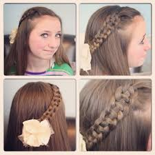 easy hairstyles with box fishtales 25 good looking easy hairstyles for girls 2017 sheideas