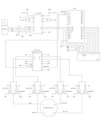 Stepper Motor Driver Wiring Diagram Stepper Motor