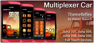 themes nokia asha 310 free download multiplexer car theme for nokia asha 305 asha 306 asha 308 asha