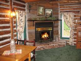cascading creek log cabin in the rocky moun vrbo