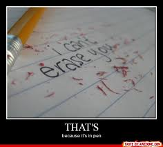 corny quotes haha that s because it s in pen lol that is the