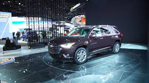 chevrolet traverse 2018 chevrolet traverse preview consumer reports