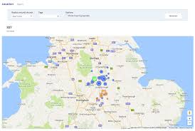 Map Radius Tool View Your Address Book Contacts U0027 Locations On A Map Churchsuite