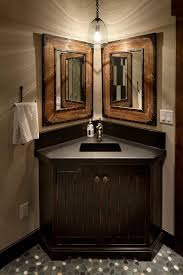 corner bathroom vanity ideas best 25 corner sink bathroom ideas on corner bathroom