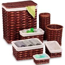 Wicker Bathroom Storage 87 best baskets baskets baskets images on pinterest storage