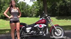 motorcycle riding boots for sale used 1990 harley davidson fxrs motorcycles for sale youtube