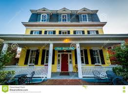 the state house inn in annapolis maryland editorial photo