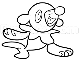 draw popplio step step drawing sheets added dawn 19