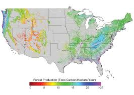 Map Of North West Usa by Ecosystems And Biodiversity National Climate Assessment